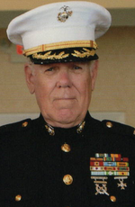 "Ret. Cpt William ""Bill""  Gibney, USMC"